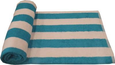 Welhouse India Cotton Bath Towel(Pack of 4, Blue)
