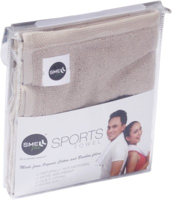 Smell Free Bamboo Sports Towel(Beige)