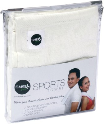 Smell Free Bamboo Sports Towel(White)