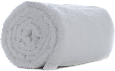 Xy Decor Cotton 450 GSM Bath Towel(White) at flipkart