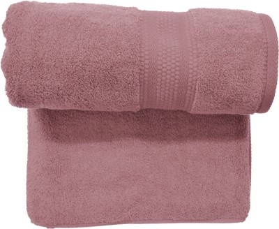 Bombay Dyeing Cotton Bath Towel(Maroon)