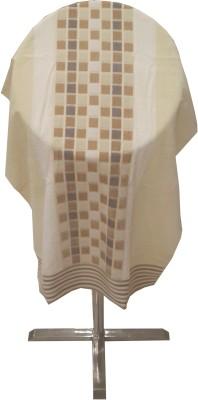 Welhouse India Cotton Beach Towel(Pack of 4, Beige)
