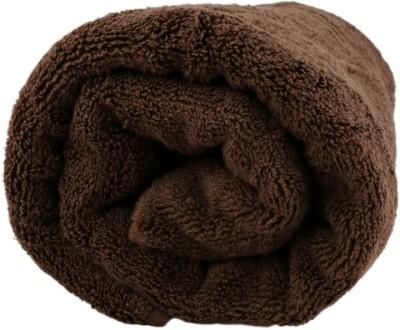 Shopping Store Cotton 450 GSM Bath Towel(Brown) at flipkart