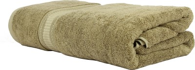 Trident Organica Cotton 650 GSM Bath Towel(Light Green) at flipkart