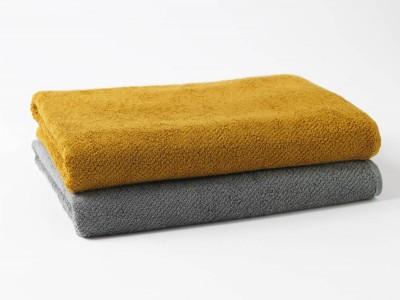 Kamyaart Cotton Bath Towel(Multicolor)