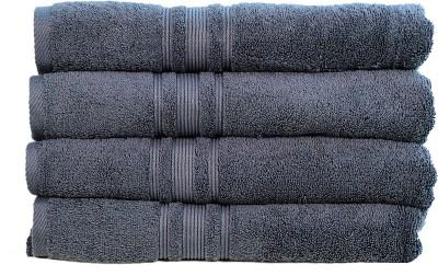 Rakshan Cotton 650 GSM Bath Towel Set(Pack of 4, Multicolor) at flipkart