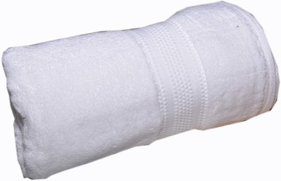 Bombay Dyeing Cotton Bath Towel(White)
