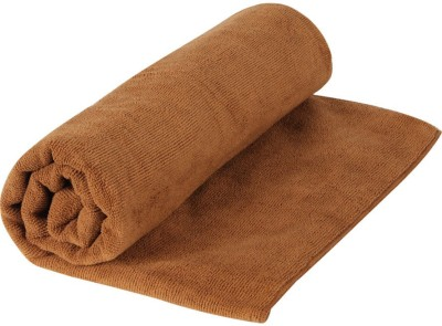 Hydry Microfiber 300 GSM Bath, Sport, Beach Towel Set(Brown) at flipkart
