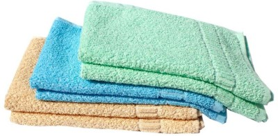 Xy Decor Cotton 450 GSM Hand Towel(Pack of 6, Multicolor) at flipkart