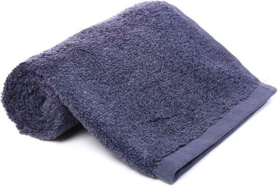 sovam Cotton Hand Towel(Dark Blue)
