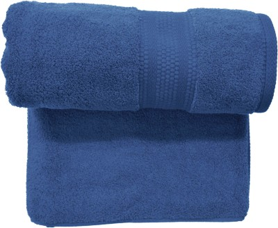 Bombay Dyeing Cotton Bath Towel(Light Blue)