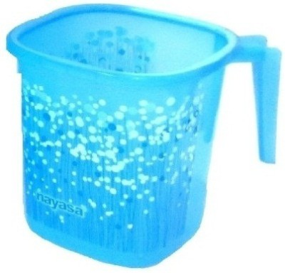Nayasa Polypropylene Bath Mug(Blue 1.5) at flipkart
