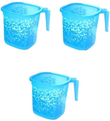 Nayasa PP (Polypropylene) Bath Mug(Blue 1.5) at flipkart