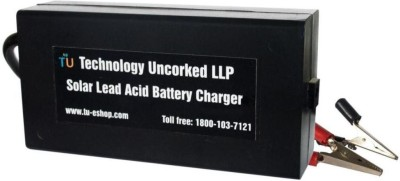 Technology Uncorked Versatile Solar Battery Charger for 4/6/12V Lead Acid Battery_TU08 1 A Camera Charger