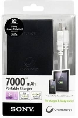 Sony-CP-F2LSA-7000mAh-Power-Bank-USB-Charger-For-Mobile-Phones