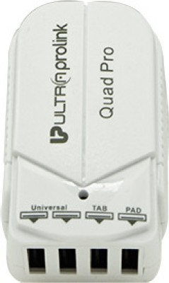 UltraProlink UM0006 Mobile Charger(White) at flipkart