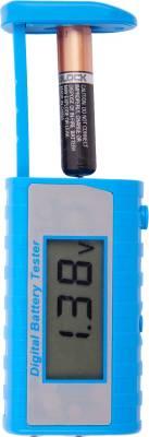 Percentage-Display-Digital-Battery-Tester