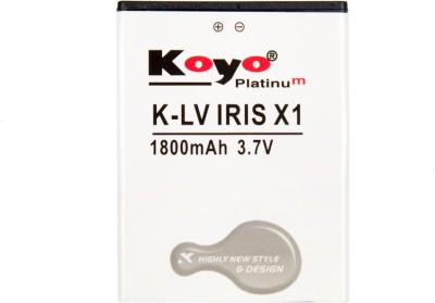 Koyo-1800mAh-Battery-(For-LAVA-IRIS-X1)