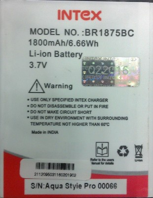 Intex-BR1875BC-1800mAh-Battery