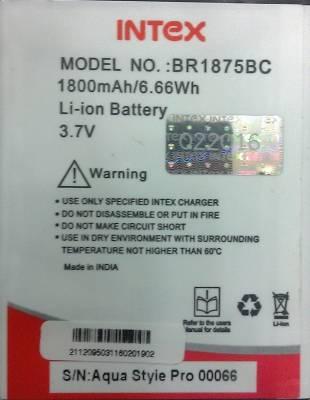 Intex-BR1875BC-1800mAh-Battery