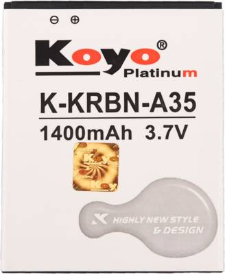 Koyo-1400mAh-Battery-(For-Karbonn-A35)