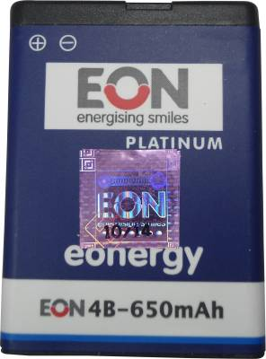 Eon-650mAh-Battery-(For-Nokia-BL-4B)