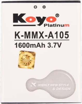 Koyo-1600mAh-Battery-(For-Micromax-A105)