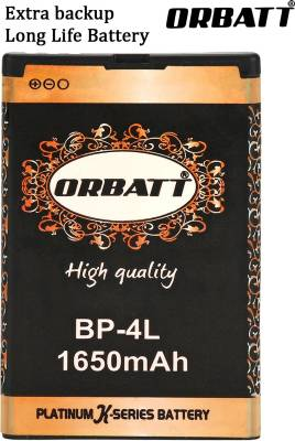 Orbatt-BP-4L-1650mAh-Battery