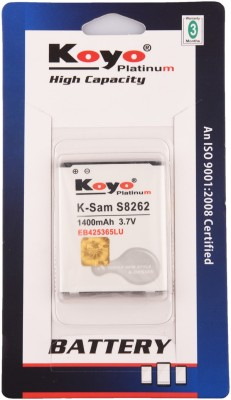 Koyo-1400mAh-Battery-(For-Samsung-S8262)