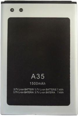 Taaviya Stores  Battery - A35 Bolt(Multicolor) at flipkart