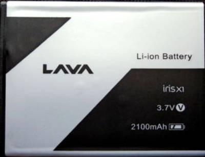 Lava-2100mAh-Battery-(For-Iris-X1)