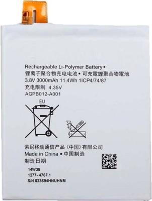 Taaviya Stores  Battery - AGPB012 A001(Multicolor) at flipkart