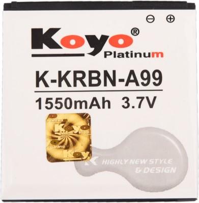 Koyo-1550mAh-Battery-(For-Karbonn-A99)