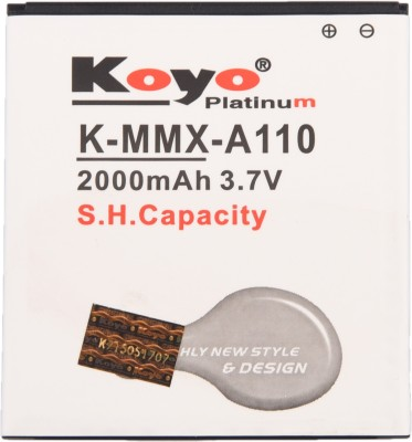 Koyo-2000mAh-Battery-(For-Micromax-Canvas-2-A110)