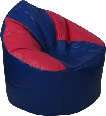 Star XXXL Bean Bag Sofa  With Bean Filling(Multicolor)