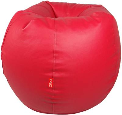 ORKA XXL Bean Bag Cover  (Without Beans)