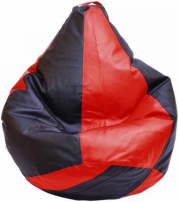 Zecado Large Teardrop Bean Bag Cover(Multicolor)