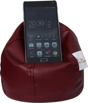 Star Small Bean Bag  With Bean Filling(Maroon)