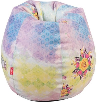 Fun ON XXL Bean Bag Cover  (Without Beans)(Multicolor) at flipkart