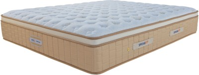 Springfit RGOLD 8 inch Queen Bonded Foam Mattress