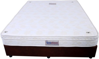 Boston Natural Latex With Memory 6 inch King Latex Foam Mattress at flipkart