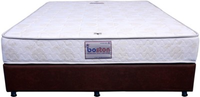 Boston Pocket 10 inch Single Pocket Spring Mattress at flipkart