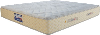 Springfit RORTHO 6 inch Queen Bonded Foam Mattress