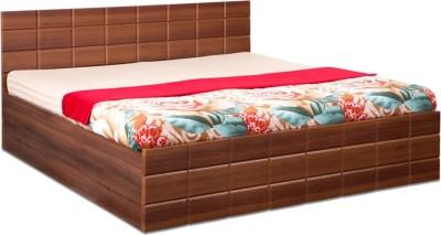 9d7e94f6a 36% OFF on Delite Kom Checkers WM BS Bed Engineered Wood Queen Box Bed(Finish  Color - Walnut   Acacia Dark Matt Finish) on Flipkart