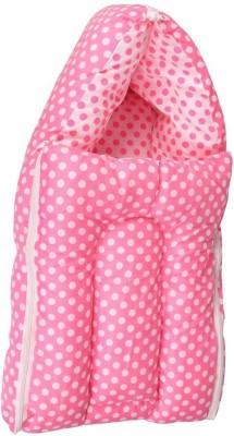 Chhote Janab BABY 3 in 1 BED CUM Sleeping Bag(Pink)