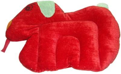 Baby Basics Plain Cotton Silk Blend bedding Set(Red)  available at flipkart for Rs.120