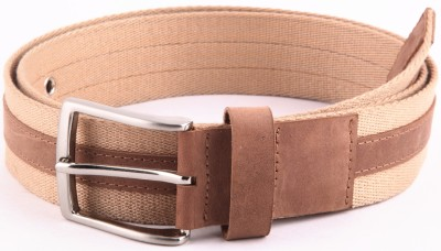 Bluth Men Casual Brown Belt