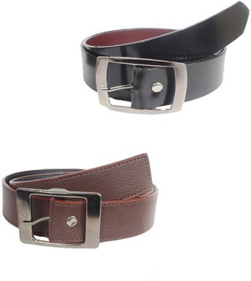 Aam Shopping Men Casual Multicolor Genuine Leather Belt