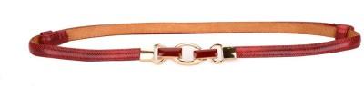 Tiekart Women Casual Multicolor Plastic Belt