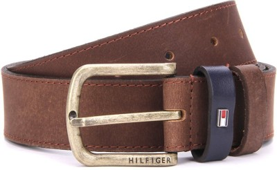 Tommy Hilfiger Men Brown Belt